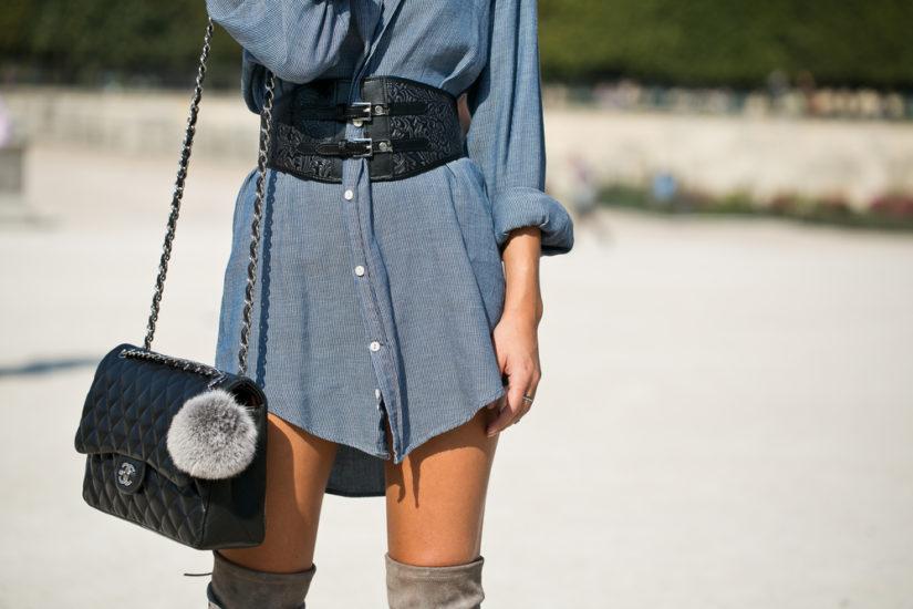 Designerska torebka chanel
