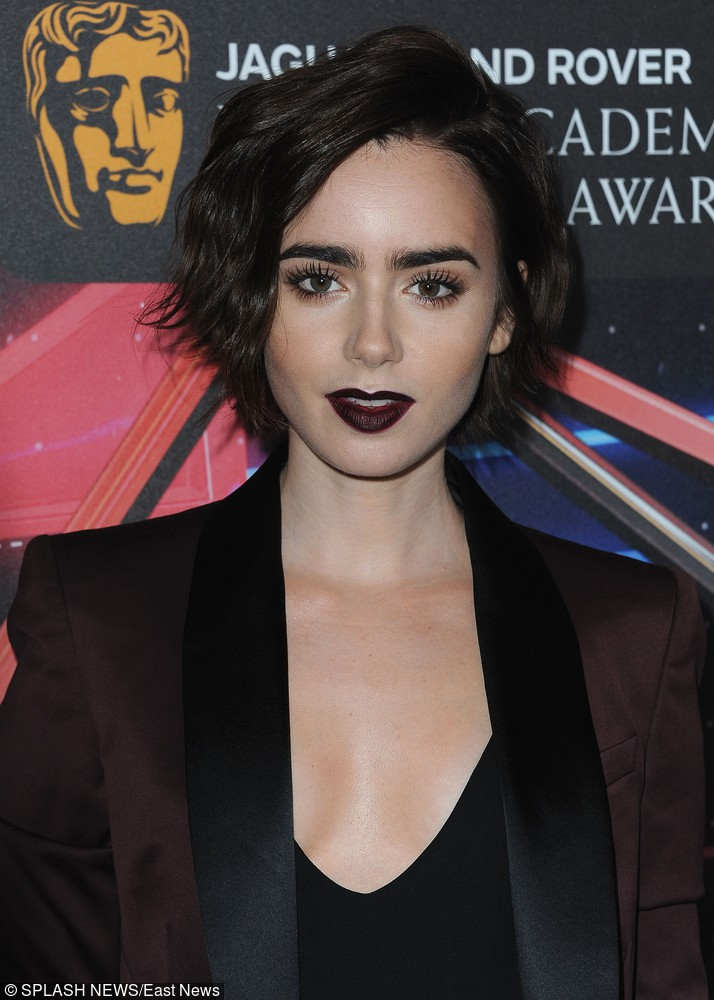Lily na rozdaniu nagród British Academy