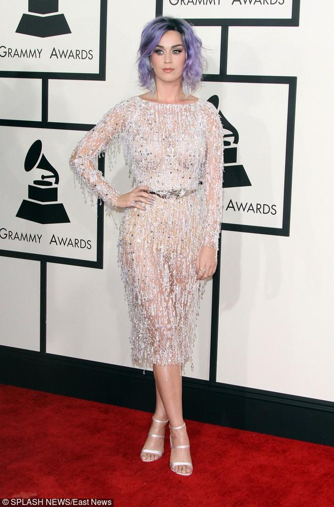 Stylizacja Katy Perry w Los Angeles - GMA
