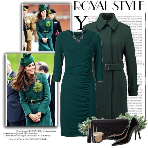 Stylizacja Kate Middleton