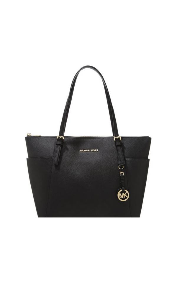 Elegancka czarna torebka Michael Kors