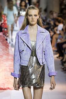 Roberto Cavalli prezentuje modny kolor sezonu letniego 2015 - serenity