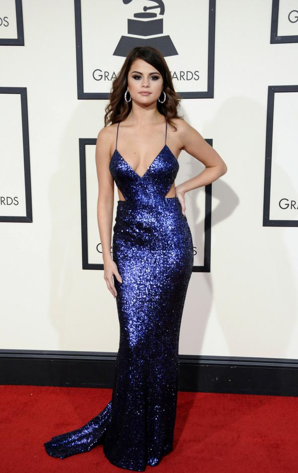 Selena Gomez Grammy Awards 2016