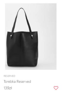 Poręczna torebka