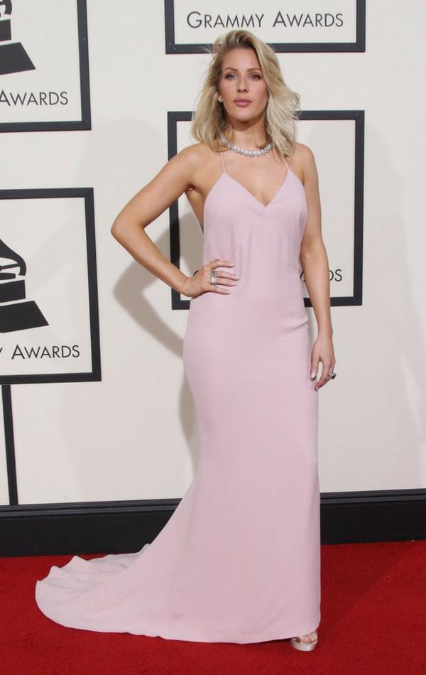 Ellie Goulding Grammy Awards 2016