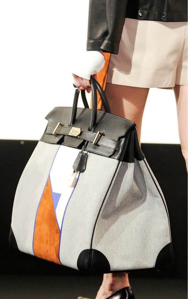 Hermes shopper bag