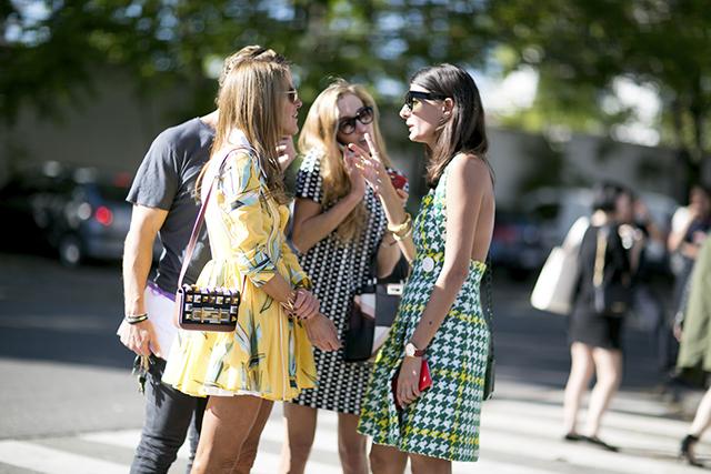 Fashion Week Mediolan wiosna/lato 2016
