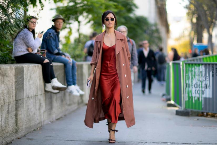 Street Fashion - Paryż