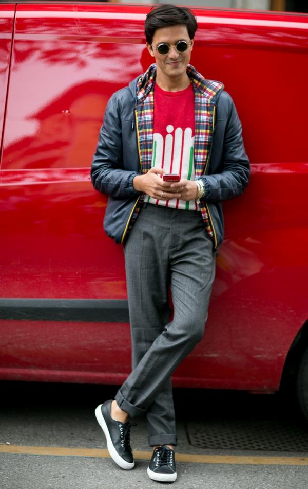 Street Fashion - Mediolan 2015
