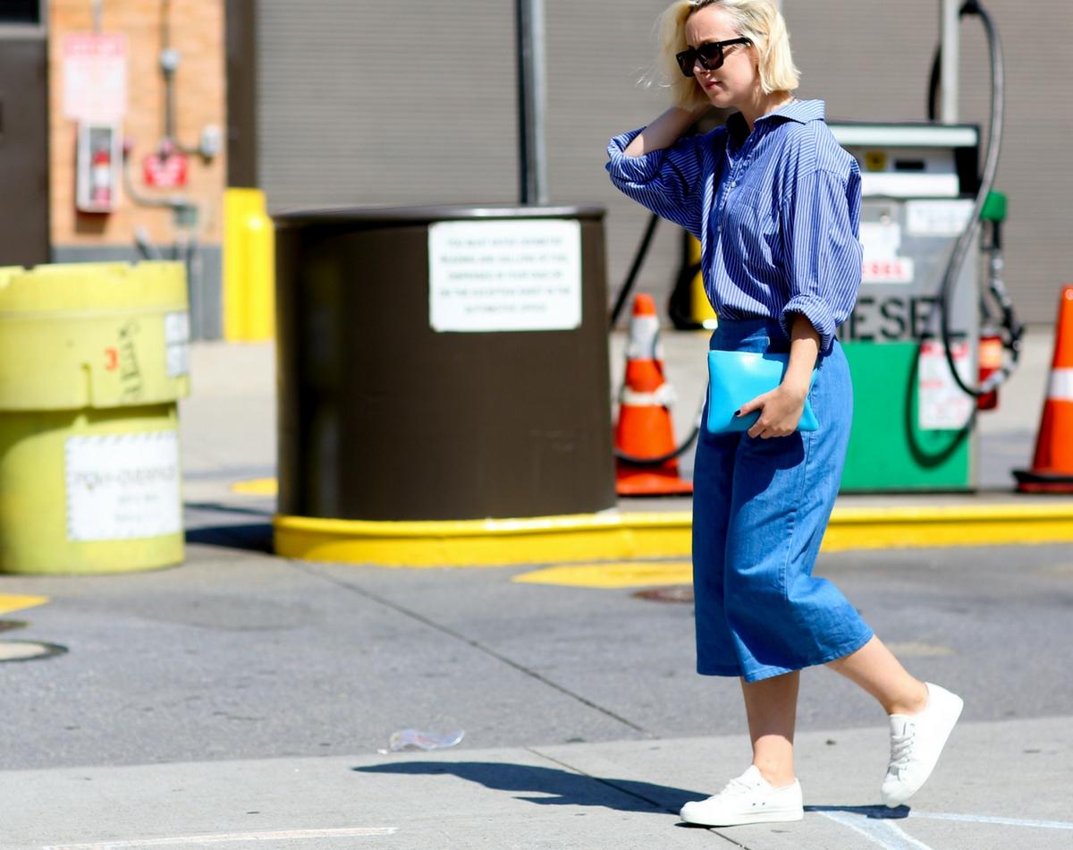 Street fashion Nowy Jork 2016