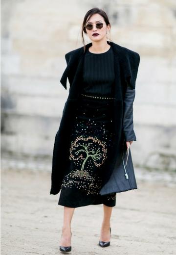 Street Fashion - Paryż 2016