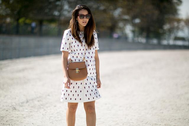 Chloe Drew Bag Paryż Fashion Week wiosna/lato 2016