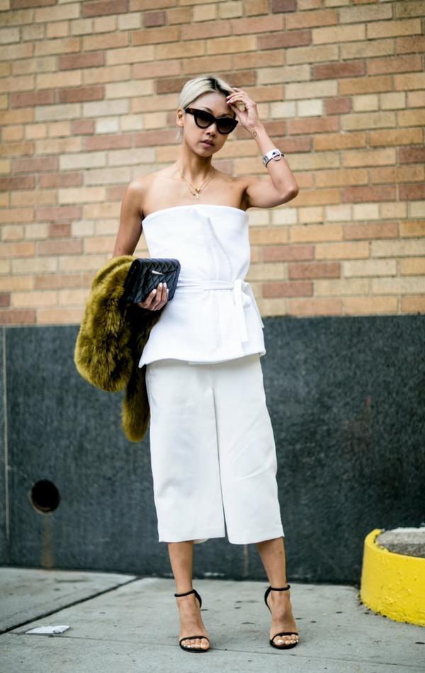 Street Fashion - Nowy Jork 2016