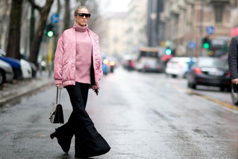 Jessica Mercedes Milan Fashion Week