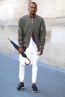 Bomberka w kolorze khaki