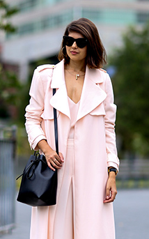 Stylowa torebka Paryż Fashion Week wiosna/lato 2016