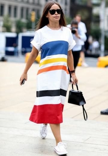 Street Fashion - Nowy Jork 2015