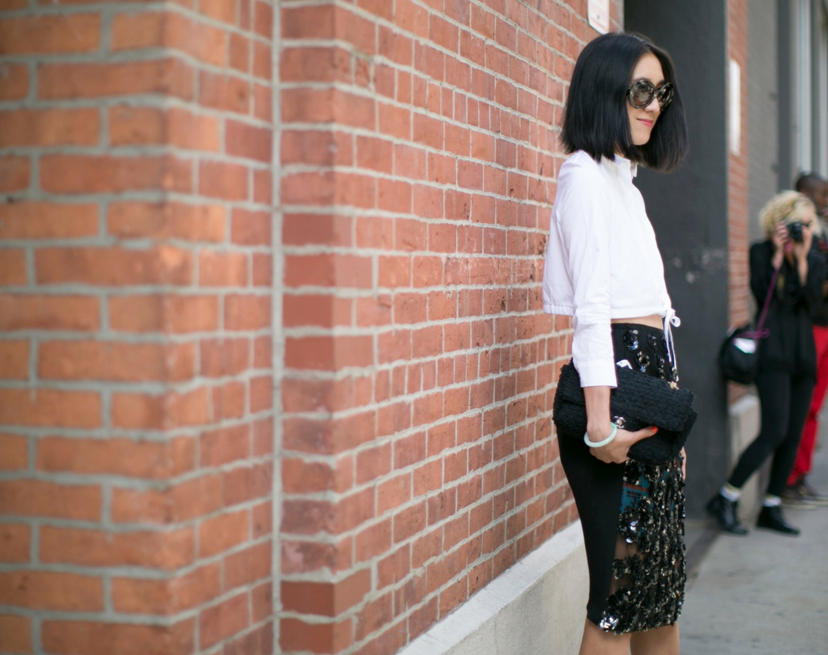 Street Fashion - Nowy Jork