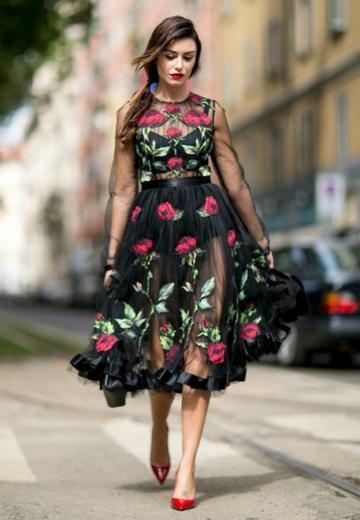 Street Fashion - Mediolan 2016