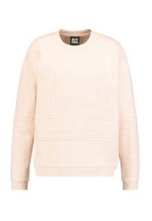 Bluza z kolorze pudrowego różu