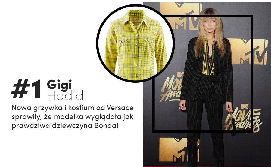 stylizacje gwiazd mtv awards 2016