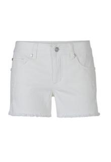 Białe shorty