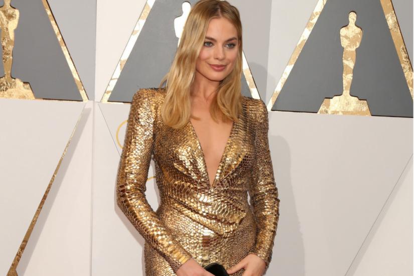 Jak ubiera się gwiazda Margot Robbie?