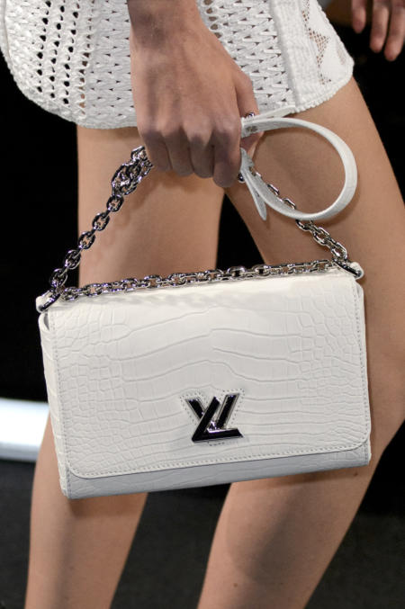 Torebka nude Louis Vuitton