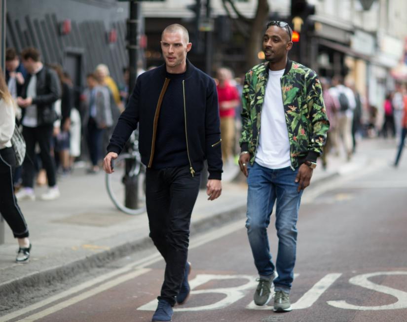Street Fashion - Londyn 2016