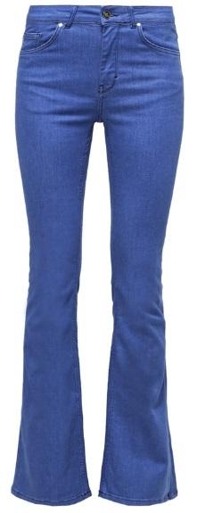 Dzwony blue jeans
