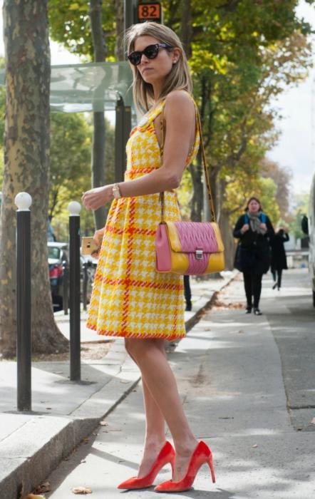 Street Style - Paryż 2016