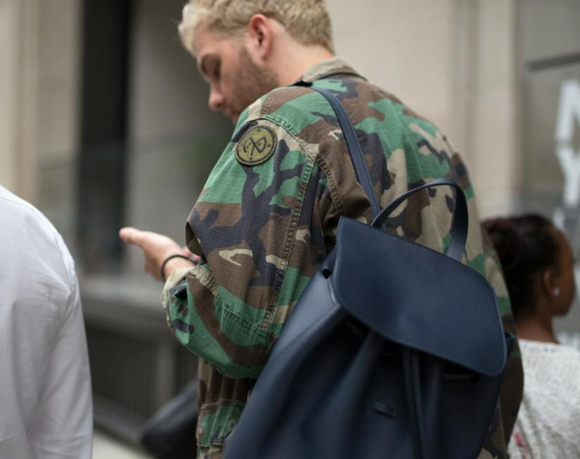 Street Fashion - Nowy Jork 2017