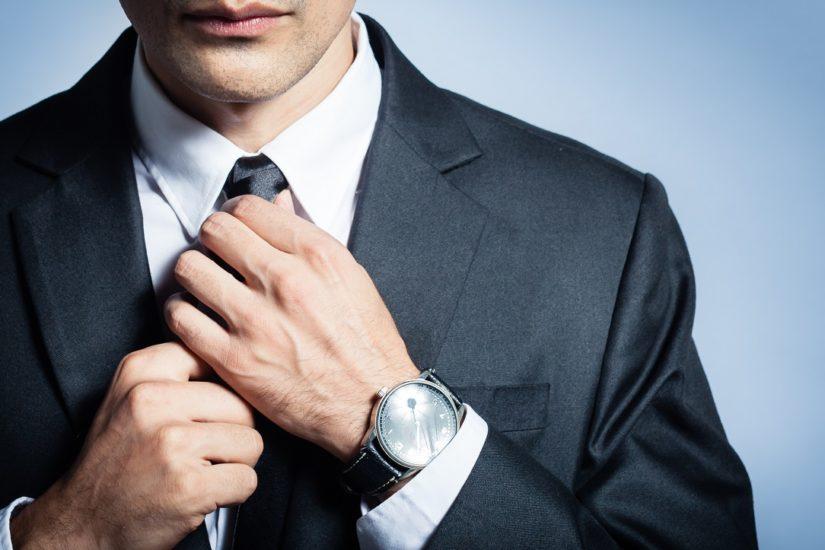 Must have każdego mężczyzny - klasyczny garnitur