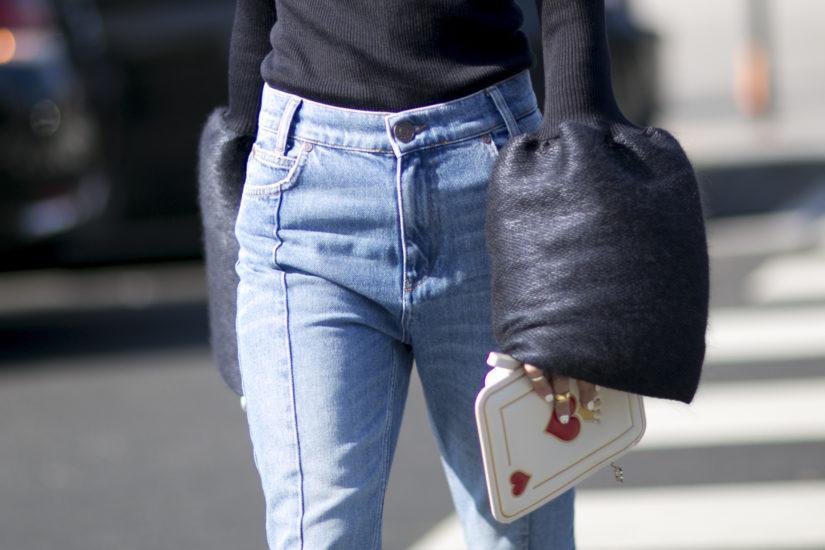 jeansy zawsze modne