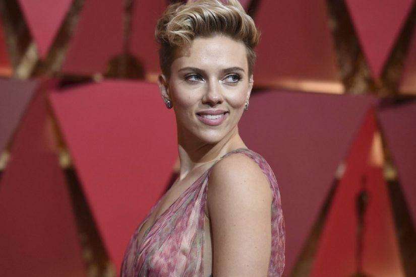 Scarlett Johansson styl