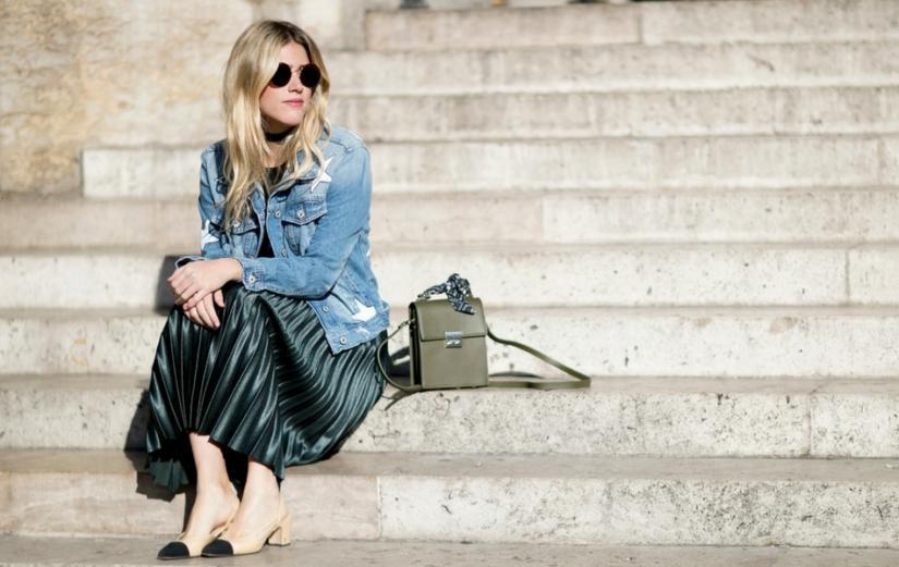 Street Fashion - Paryż 2017