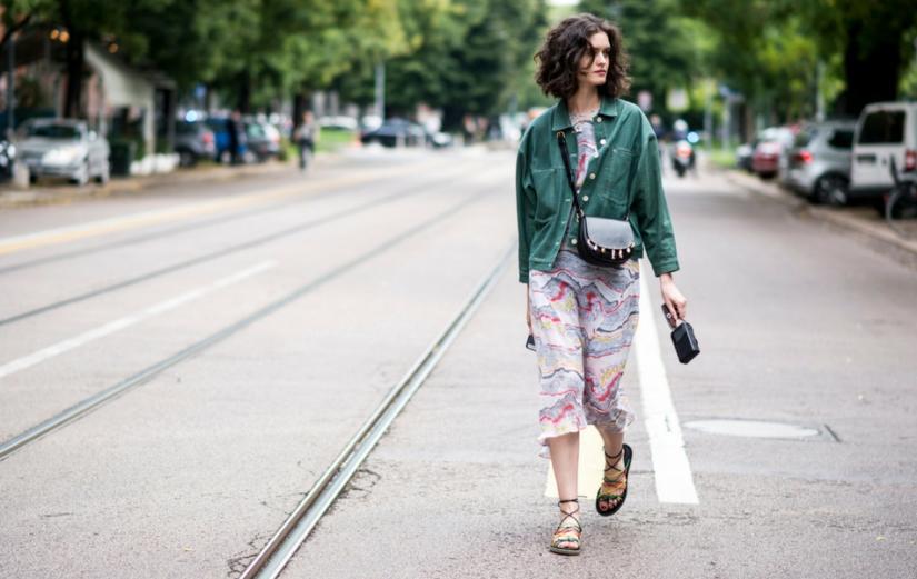 Street Fashion - Mediolan 2017