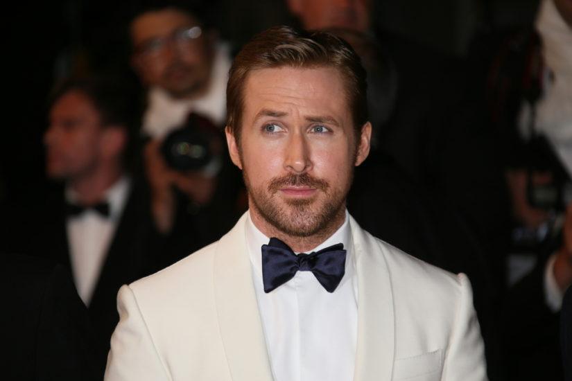 Ryan Gosling w Cannes 2016