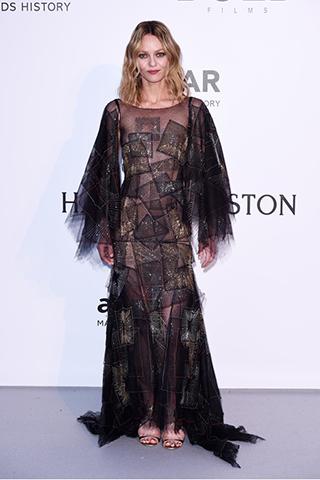 Vanessa Paradis w sukni Chanel
