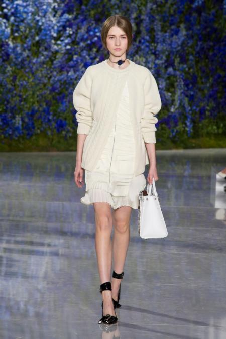 Dior sezon wiosna-lato 2016
