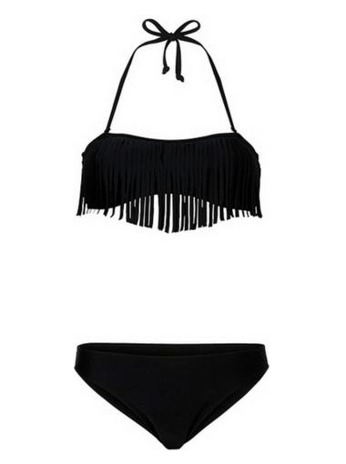 Czarne bikini