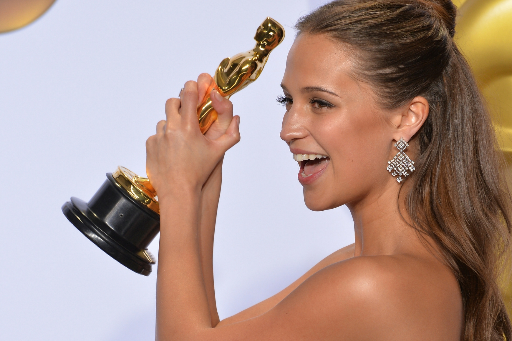 Alicia Vikander - nowa gwiazda Hollywood