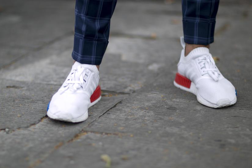 Męskie buty sportowe na lato