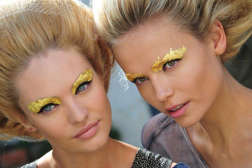 Candice Swanepoel i Natasha Poly dla Vogue