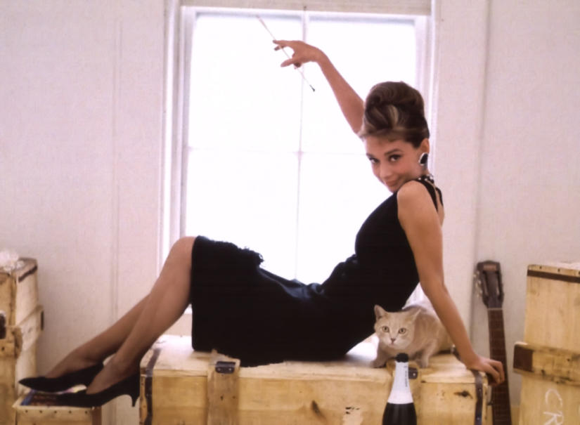 Audrey Hepburn –