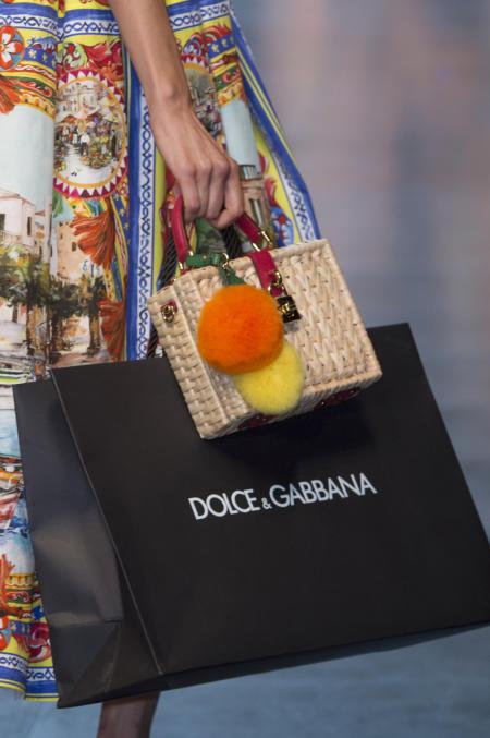 Koszyczek od Dolce&Gabbana