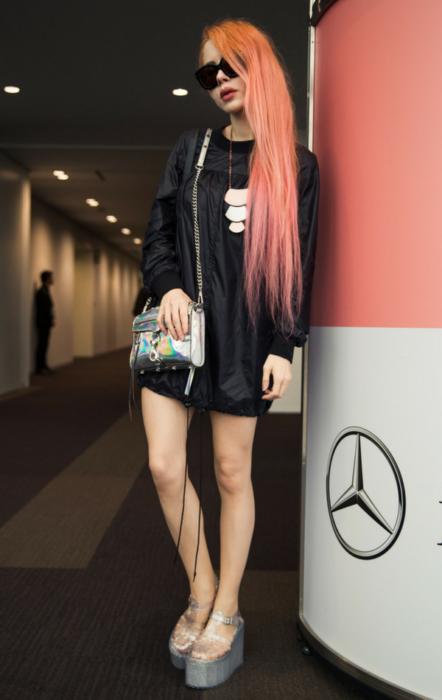 Tokyo Fashion Week Wiosna/Lato 2016