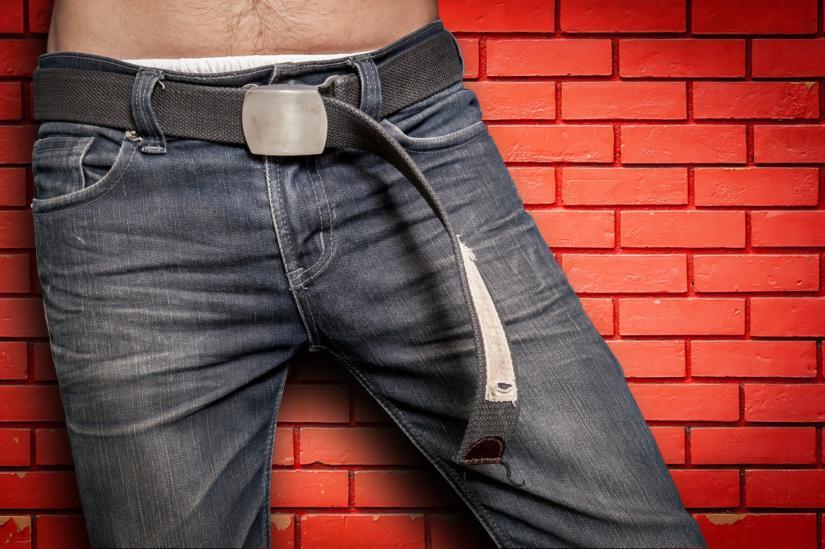 Zbyt luźne spodnie - NOT!
