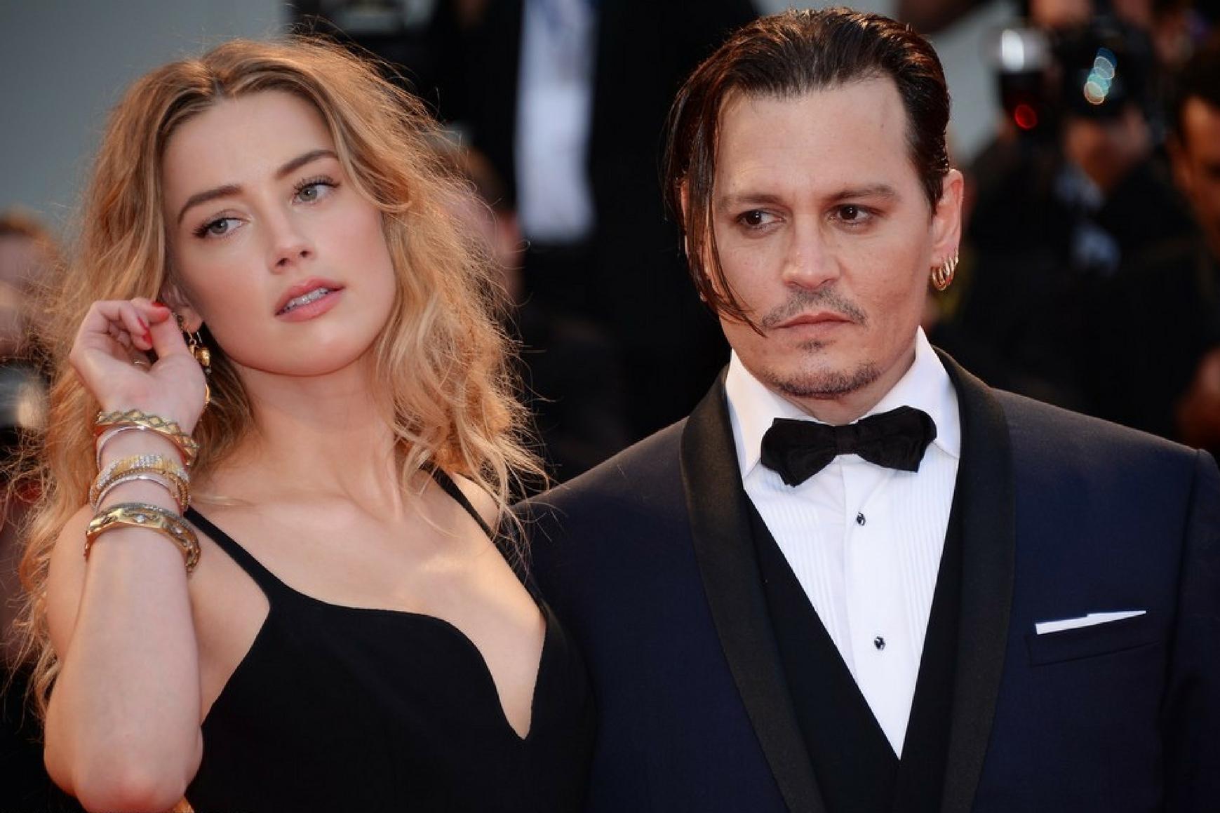 Johny Depp i Amber Heard