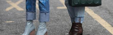 Stylizacje na lato z botkami